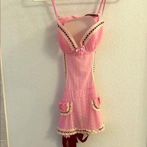 Victoria's Secret French maid nightie